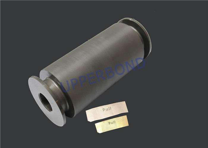 Durable Cigarette Packing Machine Parts GD H1000 Alloy Steel Embossing Roller